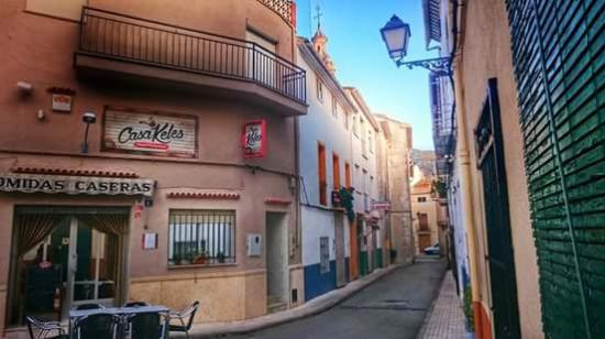 imagen Bar Keles en Vall de Gallinera