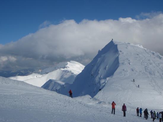 chopok mountain the steep side is where we saw people skiing down rh tripadvisor co za
