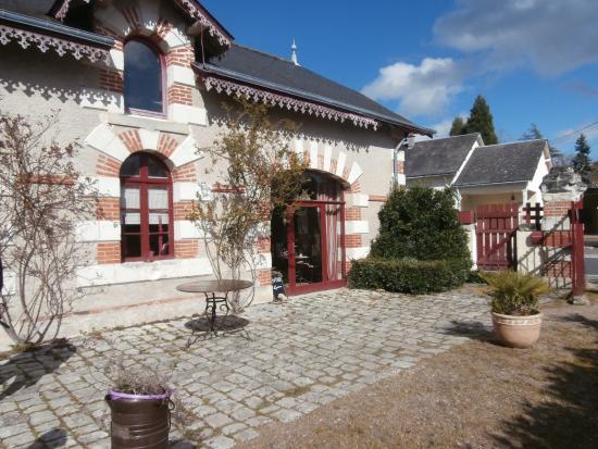 Genille, Frankrijk: LE CLOS DE JEANNE EN TOURAINE
