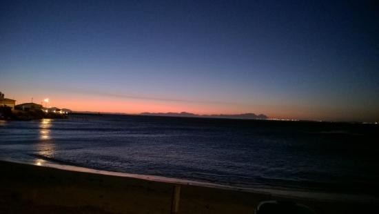 Gordon's Bay, Güney Afrika: Sonnenuntergang