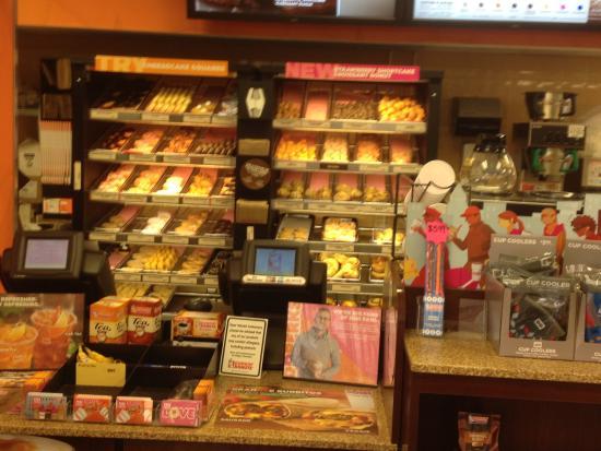 Preble, État de New York : Dunkin Donuts - baked goods