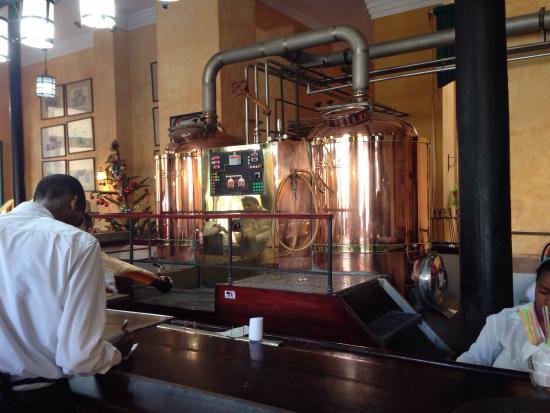 La maison foto de la maison de la biere s o roque - La maison de la biere ...