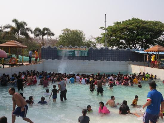 wave pool picture of the great escape water park mumbai tripadvisor