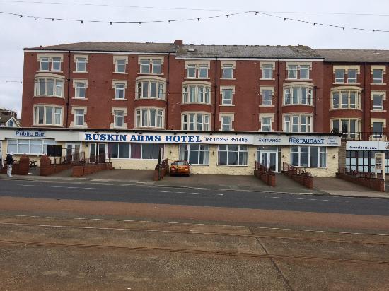 Photo of Hacketts York House Hotel Blackpool