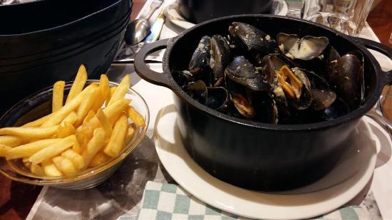 Moules Dijonnaise Recipes — Dishmaps