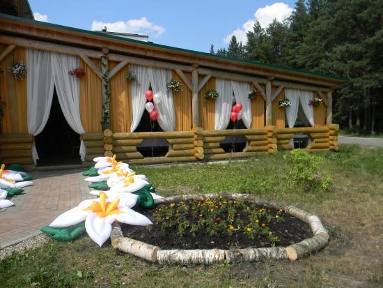 Парк отель ярославль свадьба