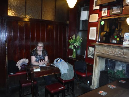 The Star Inn: just one of the rooms