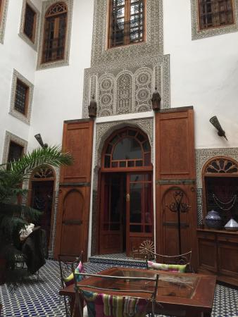 Riad La Cle de Fes : Lovely Heritage Riad in Fez