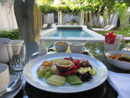 Akademie Street Boutique Hotel and Guest House: A great start to the day
