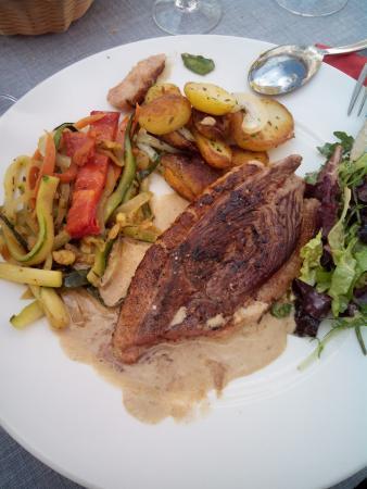 Restaurant le Saint-Blaise