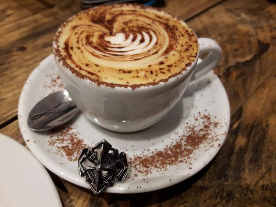 Good coffe and bread...!!!