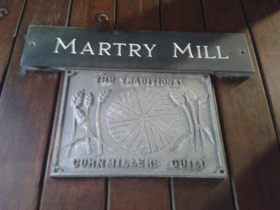 Kells, Ireland: 14th century Martry Mill