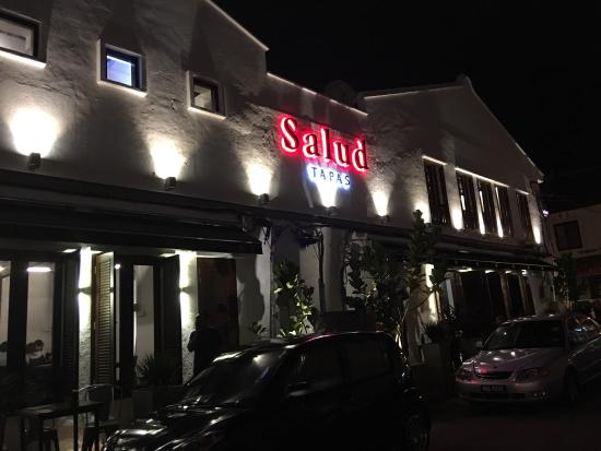 Salud Tapas Bar Restaurant Love The Food And Ambiance Here At This Spanish