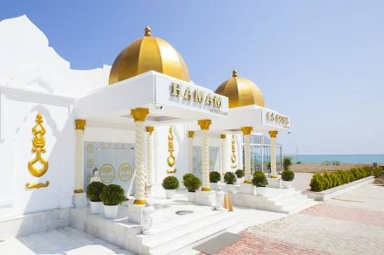 Белек, Турция: Hamam on the Beach SPA-WELLNESS
