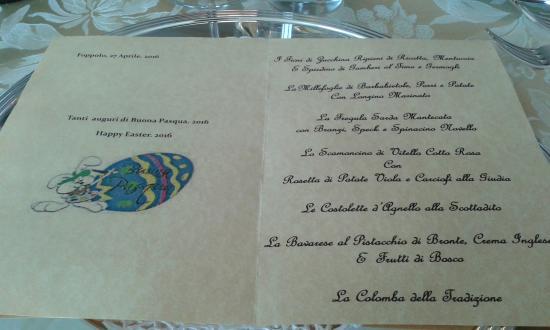 Menu Cuscini.Menu Picture Of Hotel Des Alpes Foppolo Tripadvisor
