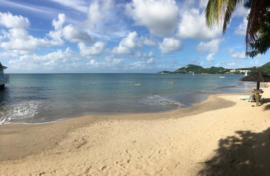 Sandals Halcyon Beach Resort Panoramic Pic