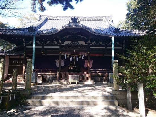 Tachisaka Shrine
