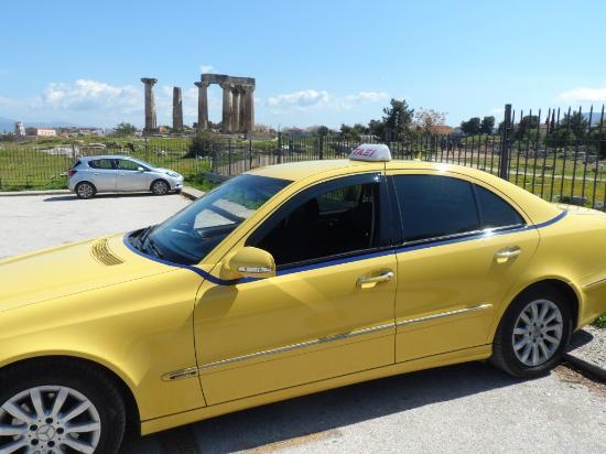 VIP Athens Taxi