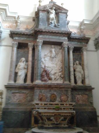 Bosco Marengo, Italia: Mausoleo di papa Pio V