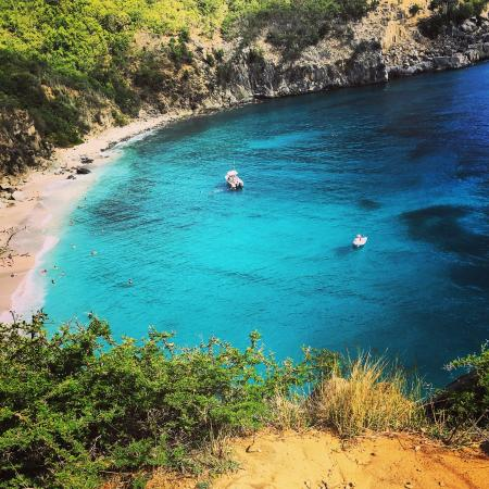 Gustavia, San Bartolomé: View from the top