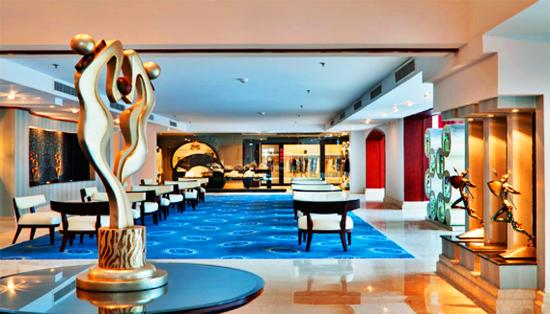 Premier Le Reve Hotel & Spa (Adults Only): Lobby Bar