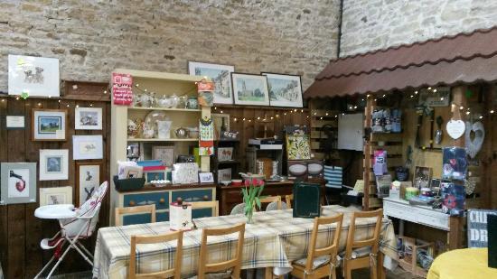 The Old Barn Tea Rooms Photo
