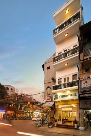 Hanoi Symphony Hotel Tripadvisor