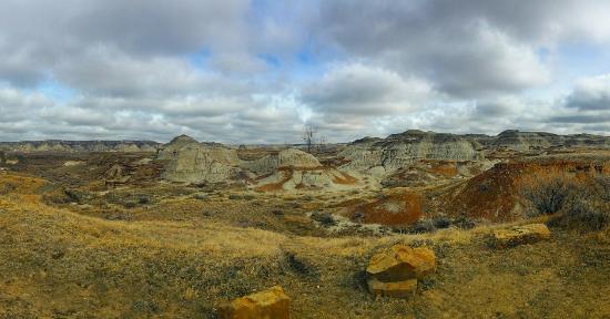 Фотография Dinosaur Provincial Park