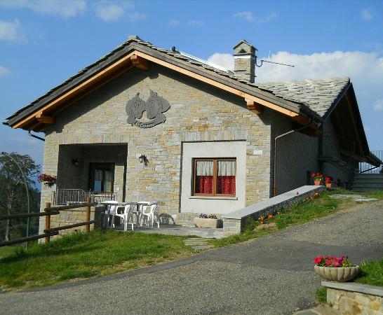 Quincinetto, Ιταλία: Le Capanne