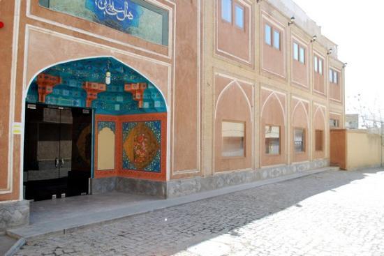 Seven Hostel in Isfahan