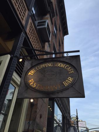 The Cupping Room Cafe - Picture of Cupping Room Cafe, New York City ...