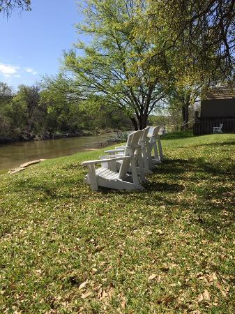 Inn on the River: SOOO peaceful!