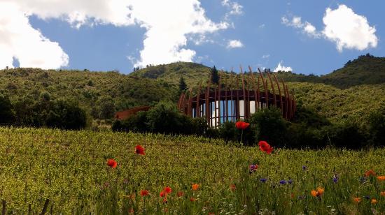 Lapostolle Clos Apalta Winery
