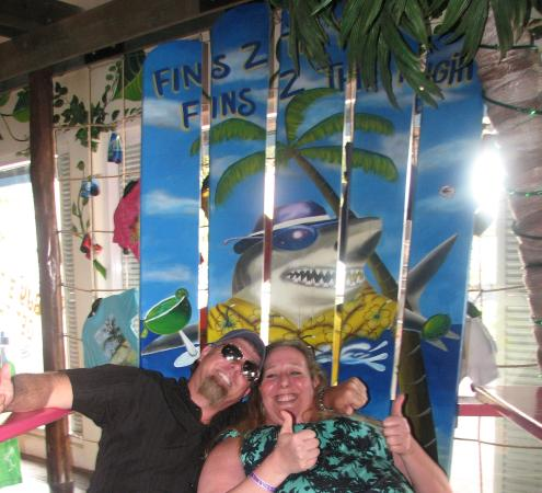 my husband and i with very creative balloons made for us picture rh tripadvisor co za