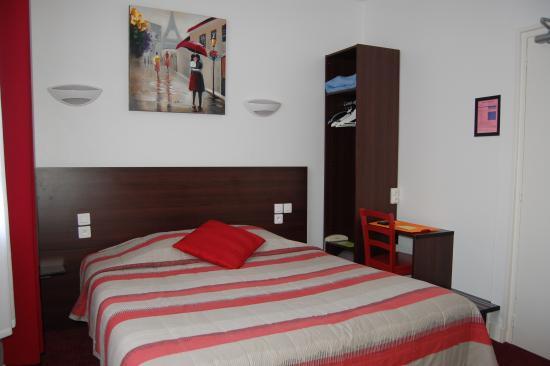 Hotel Chaptal: Chambre supérieure