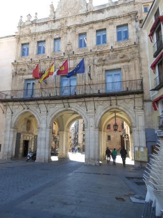 Casa consistorial de Cuenca
