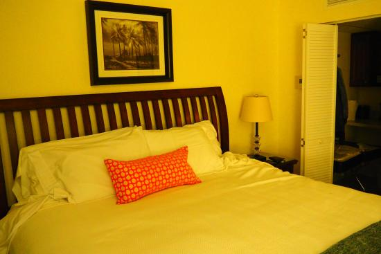 Wilton Manors, FL: Ein tolles großes Bett !