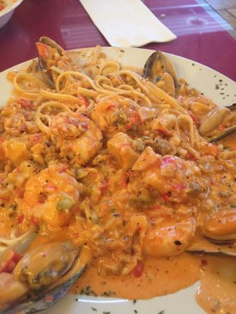 Eddie's Napoli's V LLC: Seafood Special