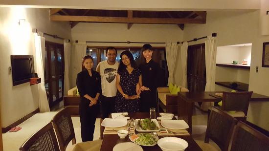 Bilde fra Song Cau Town