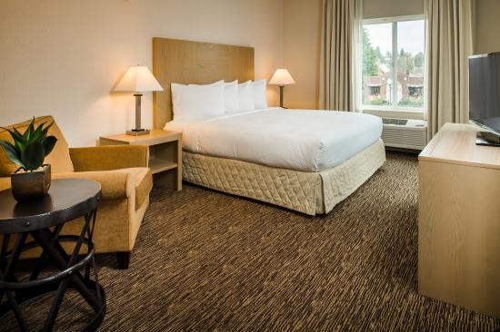 DoubleTree by Hilton Hotel Olympia: Corner Suite