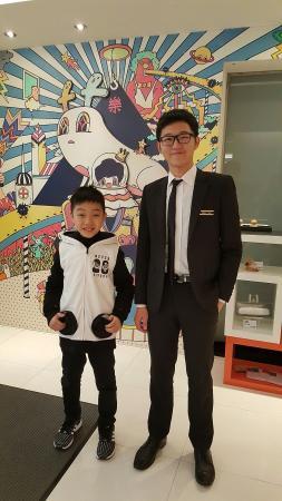 CityInn Hotel - Taipei Station Branch III: 20160328_213739_large.jpg