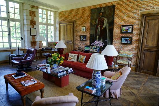 Saint-Maclou, Francia: Hunt Room
