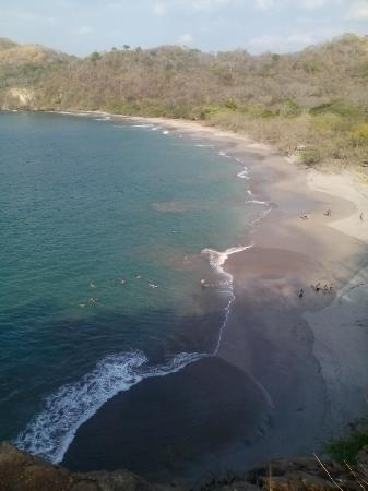 Santa Cruz, Costa Rica: Mine Beach, near the beach Tamarindo