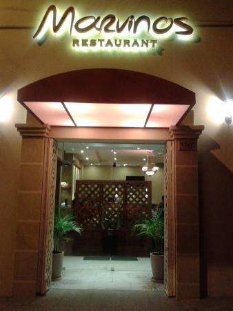 Marvinos Restaurant