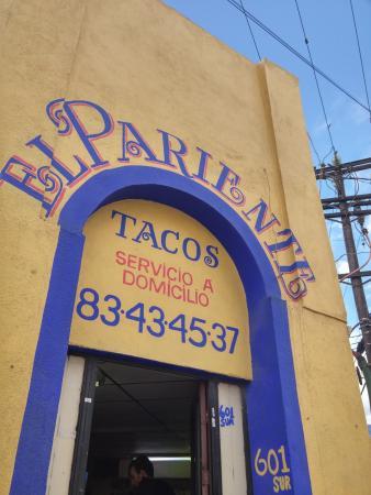 """Tacos """"El Pariente"""""""