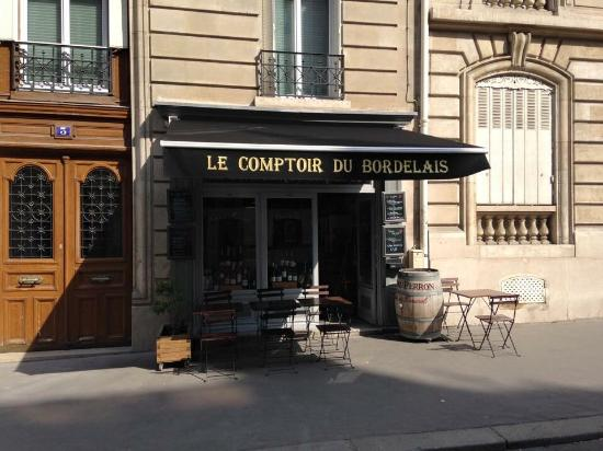 le comptoir du bordelais picture of le comptoir du bordelais paris tripadvisor. Black Bedroom Furniture Sets. Home Design Ideas