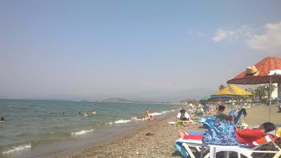 Harman Hotel: calis beach