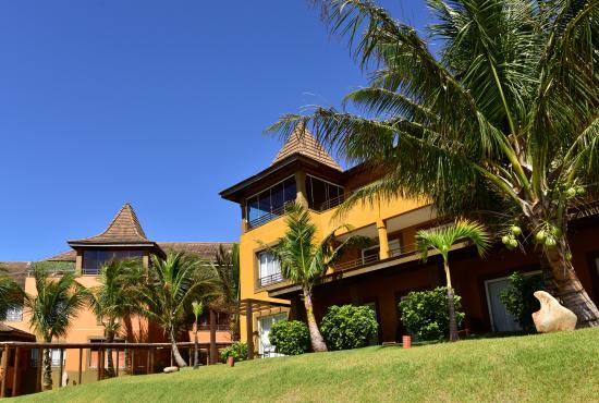 Pestana Bahia Lodge : Exterior