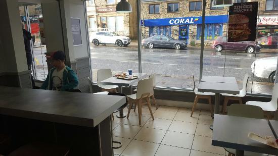Kfc Huddersfield 55 Westbourne Rd Restaurant Reviews