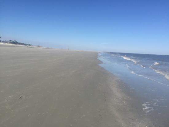 Hunting Island State Park Campground Photo2 Jpg